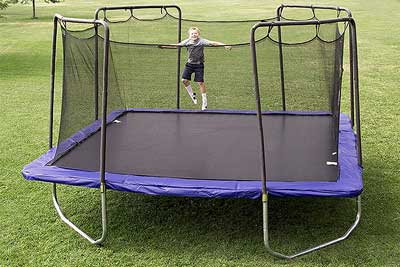 best-square-trampolines