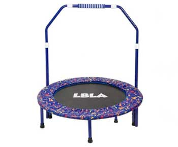 36-Inch-Kids-Trampoline-Little-Trampoline-with-Adjustable-Handrail-and-Safety-Padded-Cover