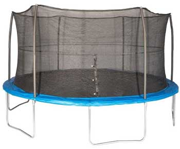 JumpKing-Outdoor-Trampoline-and-Safety-Net-Enclosure